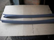 peugeot 205 1,9 1.6 gti door pillar trims ,grey